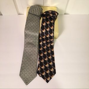 Men's Bundle Set Of Ties From Zionetti & Normstrom